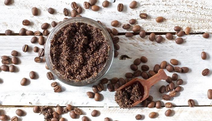 Обертывание кофе в домашних условиях