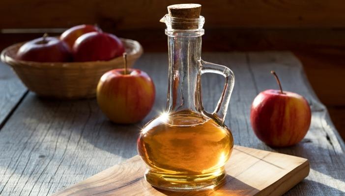Яблочный уксус от целлюлита. Уксусные обертывания от целлюлита