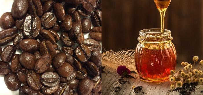 Холодное обертывание от целлюлита с кофе и мёдом