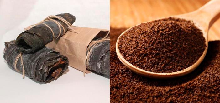Антицеллюлитное обертывание с лиминарией и кофе