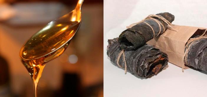 Антицеллюлитное обертывание с ламинарией и медом