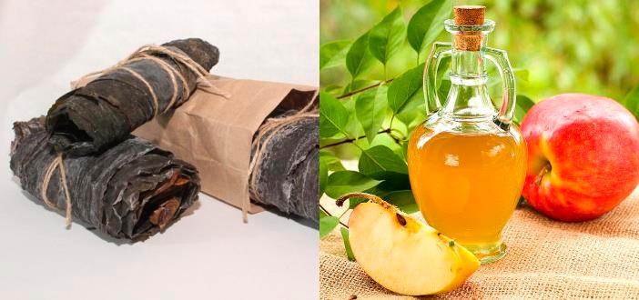 Антицеллюлитное обертывание с ламинарией и яблочным уксусом