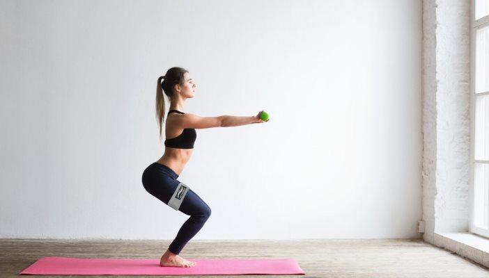 Упражнения против целлюлита на бедрах и ягодицах в домашних условиях