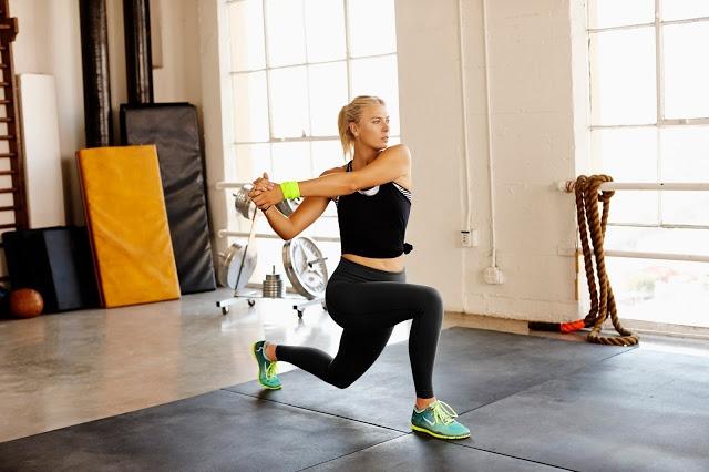 Упражнения от целлюлита на ногах