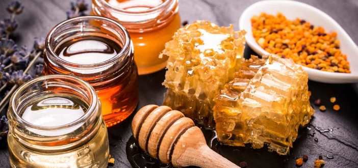Крем с медом