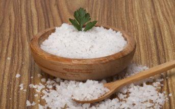 скраб из морской соли от целлюлита