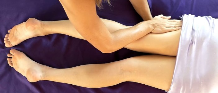 Обычный антицеллюлитный массаж