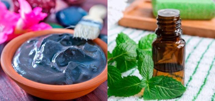Антицеллюлитное обертывание с глиной и эфирными маслами