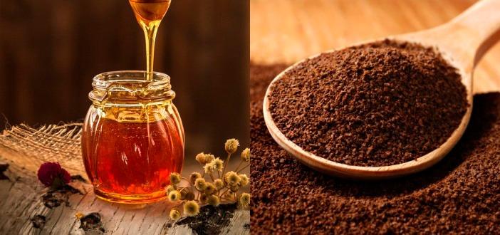 Медово-кофейное антицеллюлитное обертывание
