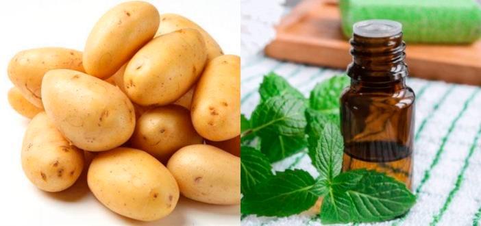 Картофельное антицеллюлитное обертывание