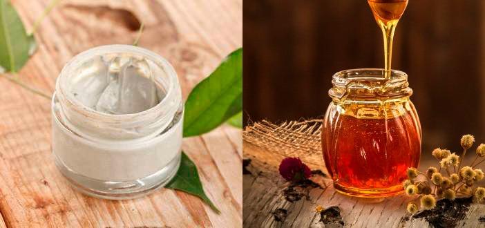 Антицеллюлитное обертывание с белой глиной и медом