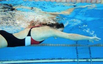 Плавание против целлюлита
