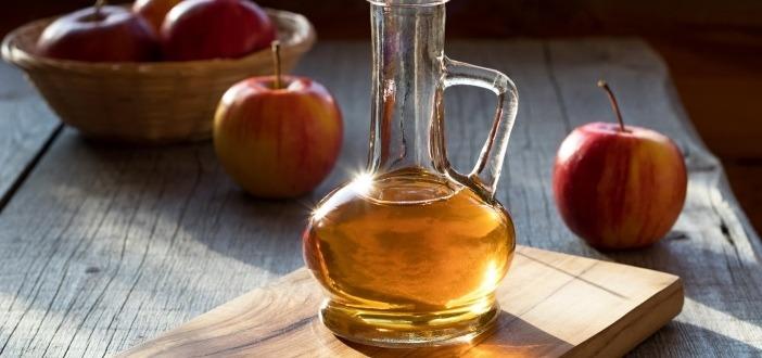 Обертывание с яблочным уксусом